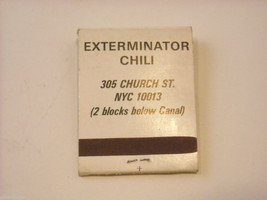 Set of 12 matchbooks from NYC Bars and Restaurants image 12