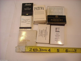 Set of 10 Boxes and Books of Matches from Around the World image 2