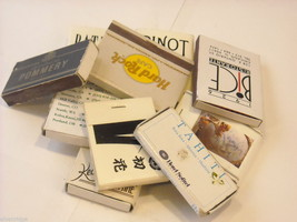 Set of 10 Boxes and Books of Matches from Around the World image 3