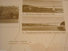 Set of 5 posters of the Hudson River image 5