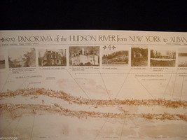 Set of 5 posters of the Hudson River image 9