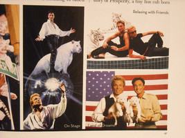 Siegfried and Roy Collectors Edition of M Lifestyle image 11