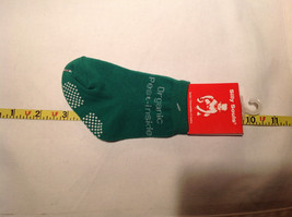 Silly Souls Organic Green Pest Socks Size 0 to 1 Year image 2