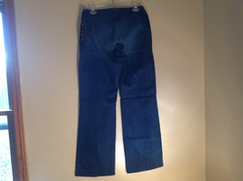 Side Closure Wide Leg Blue Jeans by Ninety Jeans Size 10 image 7