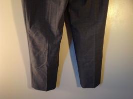 Size 12  Gray  J McLaughlin Dress Pants Made in USA image 5