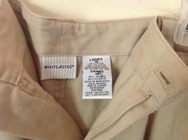 Size 18 White Stag Khaki Colored Skirt 60 Percent Cotton 40 Percent Polyester image 2