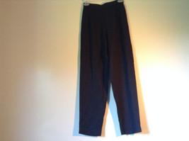 Size 6 Petite Black Sweat Pants No Brand Tag image 4