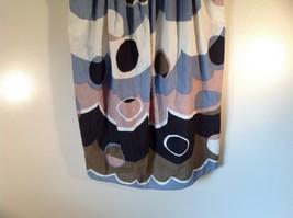 Size M 100 Percent Cotton Paradise NY Multicolored Dress Adjustable Straps Light image 3