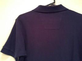 Size XS Nautica Dark Blue 100 Percent Cotton Short Sleeve Collared Polo Shirt image 5