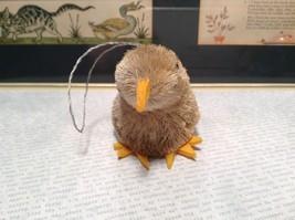 Small Handmade Bird Buri Palm Fiber Brush Decoration Eco Fiber Sustainable image 2