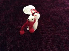 Small Porcelain Squirrel Figurines Different Colored Scarves Sold Separately image 6