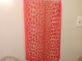 Summer Sheer Fabric Feathers print Scarf, colors of your choice image 11