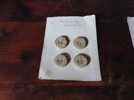 Suzanna Van Schoonhoven Ceramic Artist Lot of 16 Piece Ceramic Handmade Buttons image 2