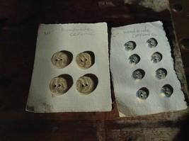 Suzanna Van Schoonhoven Ceramic Artist Lot of 16 Piece Ceramic Handmade Buttons image 3