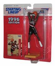 1996 Clifford Robinson NBA Starting Lineup - $4.60