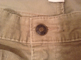 Tan L A Blues Velvet Jeans Size 18WS Zipper and Button Closure Pockets image 8