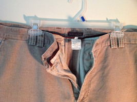 Tan Size 40 Pants The Territory Ahead Front Back Pockets Zipper Button Closure image 3