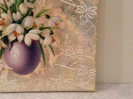 The Lord Is Risen Russian Artist Handmade Vintage Canvas Artist L Mironova image 7