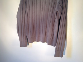 V Neck Dark Green Sweater by Greg Norman Long Sleeve Great Condition Size XL image 9