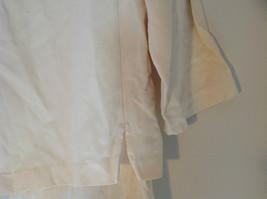 Valerie Stevens Light Peach 2 Piece Tank Dress and Blazer Dress Size 16 image 4