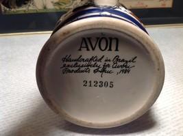 Vintage Ceramic Handmade Beer Stein with Pewter Lid Baseball Theme image 8