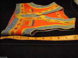 Vintage Hand Embroidered Children's Vest image 8