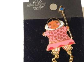 Walt Disney World Its A Small World Pocahontas NEW Pin Brooch image 3