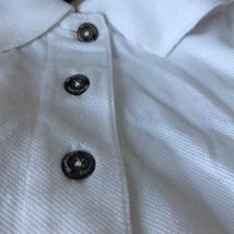 Wear Guard Size Large White Short Sleeve Polo Shirt Original Tag image 6