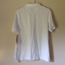 Wear Guard Size Large White Short Sleeve Polo Shirt Original Tag image 4