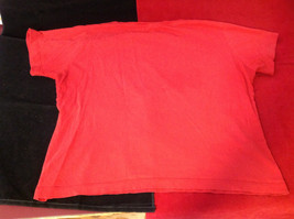 Womens Red Hershey Kiss Chocolate T Shirt size Small or Medium S M Babydoll Tee image 5