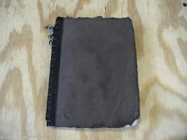 Worn Brown Handmade stitched Book Journal Sketchbook image 6