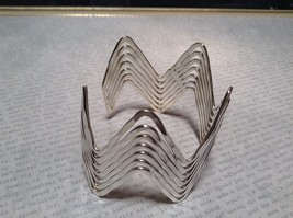 Zig Zag Pattern Handcrafted Silver Plated Cuff Bracelet 925 Sterling Silver image 3