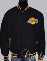 LA Lakers Wool Reversible Jacket  - $109.95