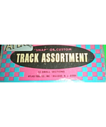 HO Trains - Track Assortment (12 Small Sections) - $5.95