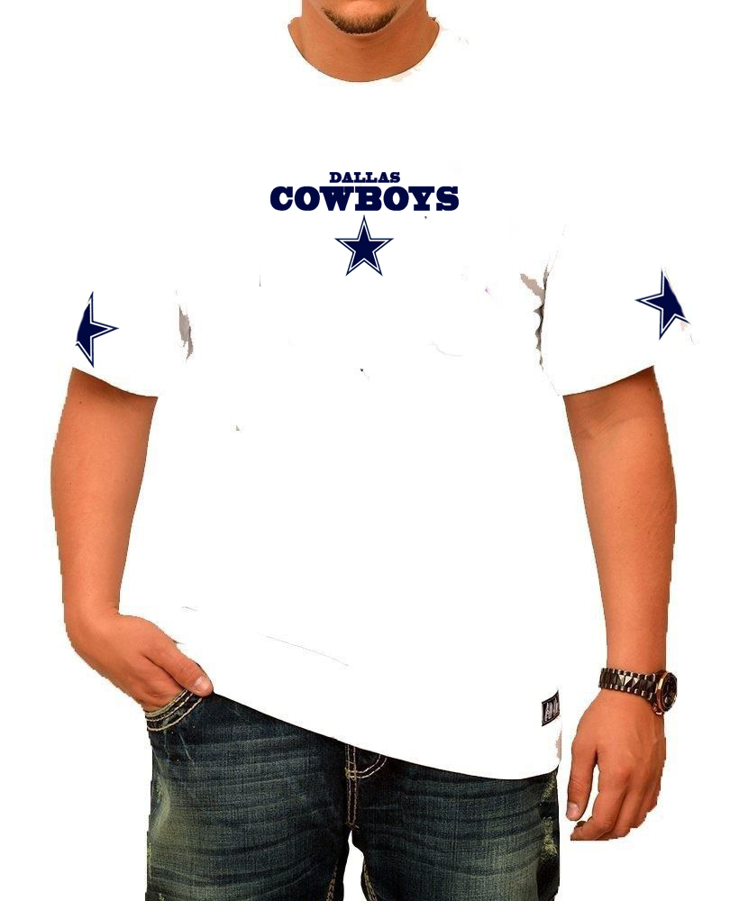 Primary image for New Dallas Cowboys Mens T-Shirt