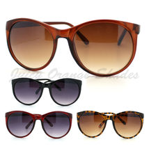 Classic Round Sunglasses for Women Simple Stylish Design 4 Colors New - $6.95