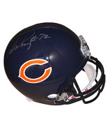 William Perry signed Chicago Bears Riddell FS Rep Helmet #72 - $178.95