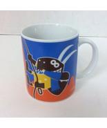 Nogues Jordi Coffee Mug Mountain Goat Climber Montserrat 12 oz - $14.95