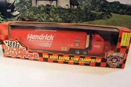 RACING CHAMPIONS 1/64 SCALE - 50TH ANNIV. HENDRICKS MOTOR SPORTS - MINT ... - $11.71