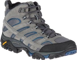 Merrell Moab 2 Mid Vent Light Hiking Boot (Men's) in Castle/Wing Suede/M... - $125.95
