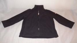 Gray Fleece Jacket Timberland Full Zipper Size 3T Boy's - $18.84