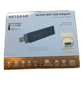 Netgear A6200 WiFi USB adapter AC1200 dual band gigabit - $39.59