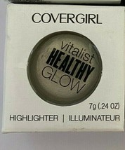Covergirl Vitalist Healthy Glow Highlighter #2 Starshine - NEW - $16.82