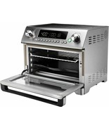 Instant Omni Plus 11-in-1 Toaster Oven and Air Fryer - Silver/Stainless ... - $143.30