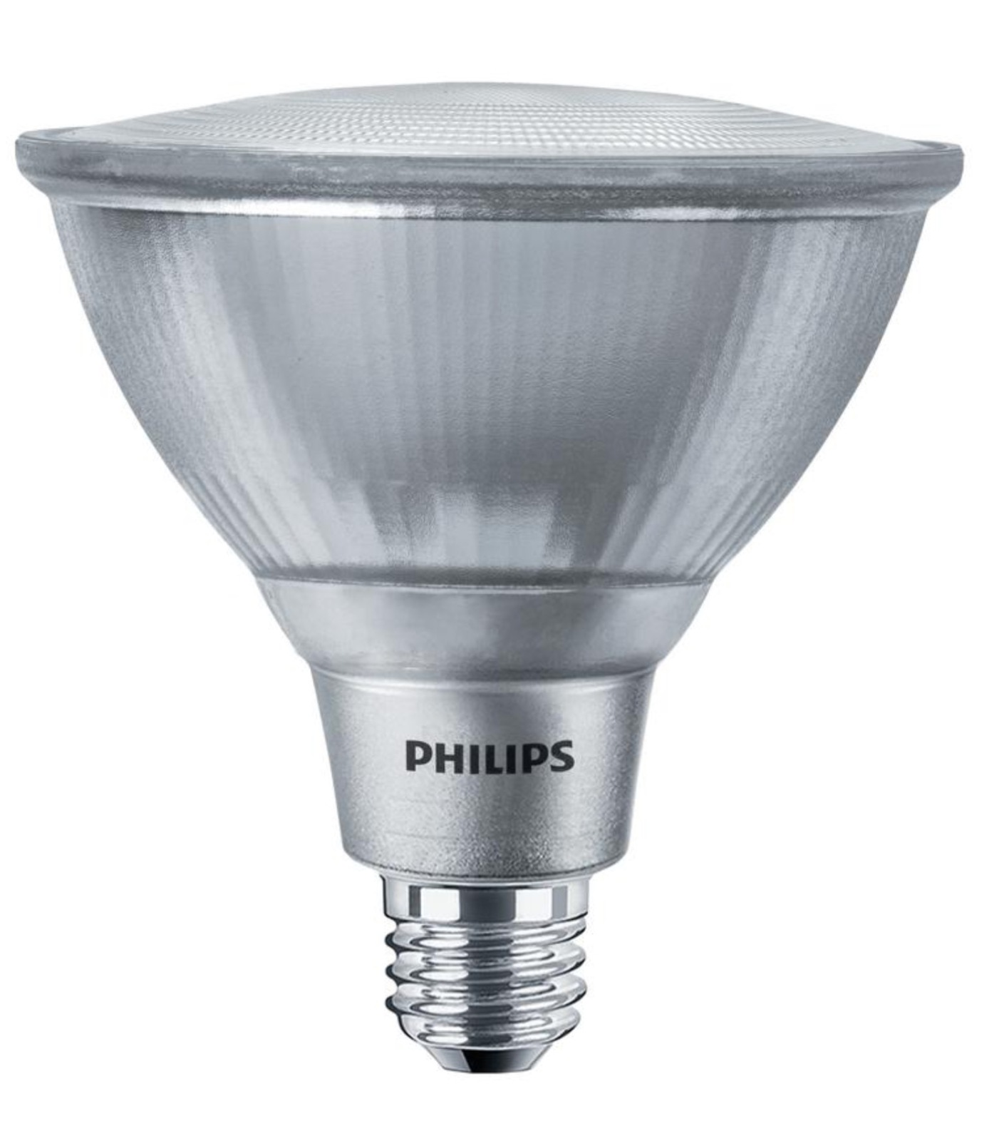 4 bulbs philips led 120w equivalent daylight 5000k par38 dimmable classic glass light bulbs. Black Bedroom Furniture Sets. Home Design Ideas