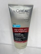 L'Oreal Revitalift Derm Intensives 3.5% Glycolic Acid Cleansing Gel 6.7oz - $7.99