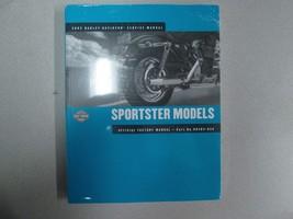 2002 Harley Davidson Sportster XLH Models Shop Repair Service Manual NEW 2002 - $188.05