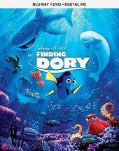 Disney's Finding Dory (2016, 3-Disc Blu-ray + DVD + Digital]