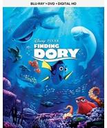 Disney's Finding Dory (2016, 3-Disc Blu-ray + DVD + Digital]  - $11.95