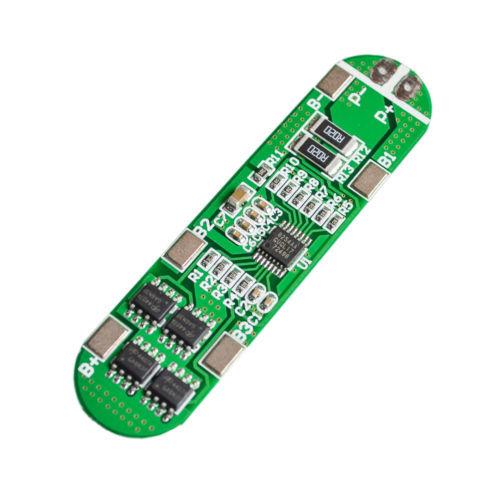 4 S 6A 16 V LI-ION 18650 BMS PCM Batterie protection bord pour Lipo